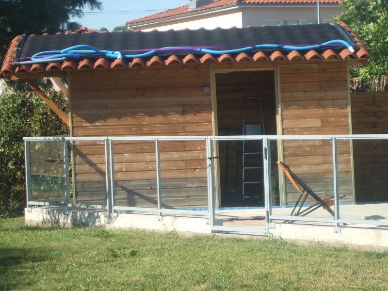 Fabrication de cl ture en fer forger pour piscine for Cloture fer forge pour piscine