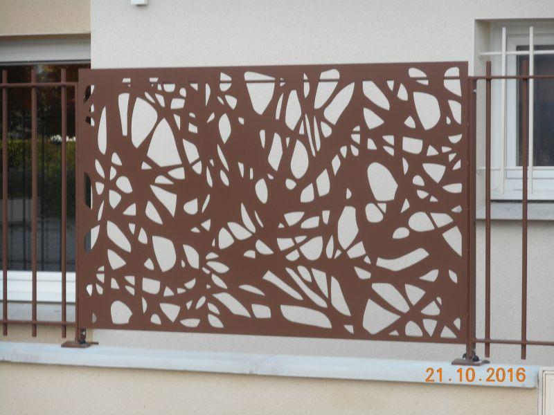 cl ture barreaud e m tallerie sur valence valette metallerie. Black Bedroom Furniture Sets. Home Design Ideas